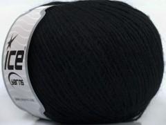 Peru Alpaka fine - černá