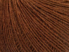 Peru Alpaka fine - hnědá
