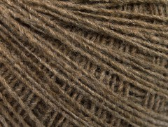 Peru Alpaka fine - hnědá 3