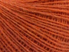Peru Alpaka fine - oranžová