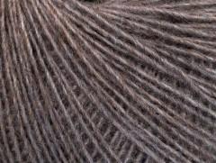 Peru Alpaka fine - šedokaštanová