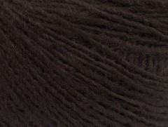 Peru Alpaka fine - tmavě hnědá 2