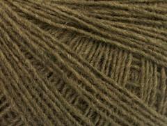 Peru Alpaka fine - tmavě khaki