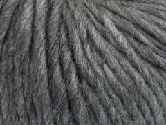 Peru alpaka superbulky - šedá