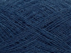 Peru alpaka superfajn - jeansově modrá