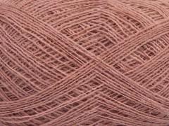 Peru alpaka superfajn - světle růžová