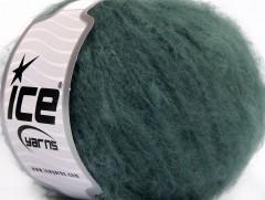Piumotto mohér - lovecká zelená