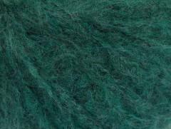 Piumotto mohér - tmavě zelená