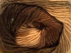 Primadonna - hnědé odstíny