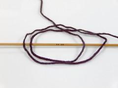 Primadonna - kaštanovotyrkysovozelenožlutá