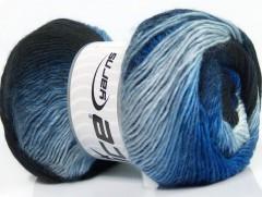 Primadonna - modré odstíny