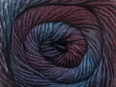 Primadonna - modrokaštanovofialová