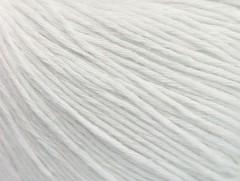 Přírodní baby bavlna - bílá