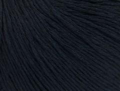Přírodní baby bavlna - tmavě námořnická