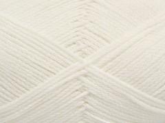 Přírodní bavlna air - bílá 1