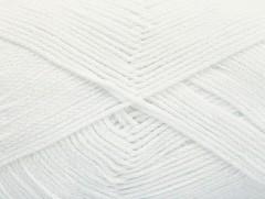 Přírodní bavlna air - bílá