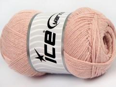 Přírodní bavlna air - pudrově růžová