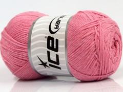 Přírodní bavlna air - světle růžová