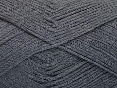 Přírodní bavlna air - tmavě šedá