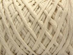 Přírodní bavlna chunky - přírodní