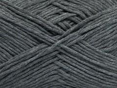 Přírodní bavlna - šedá