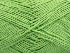 Přírodní bavlna - světle zelená
