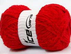 Puffy - červená