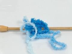 Puffy - modré odstíny