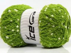 Puffy pompom - zelená