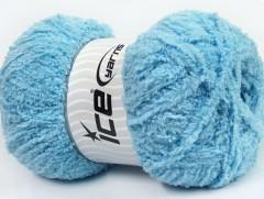 Puffy - světle modrá