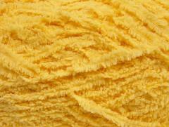 Puffy - světle žlutá 1