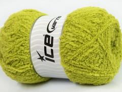 Puffy - zelená