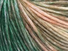 Rock N´Roll - zelenolososové odstíny