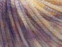 Rock star color - fialovosvětležlutá
