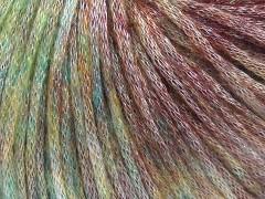 Rock star color - zelenokaštanové odstíny