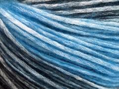 Roma - modročerná