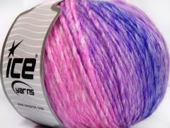 Roseto worsted - růžovofialovápurple