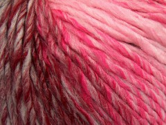 Roseto worsted - růžovovínovošedá