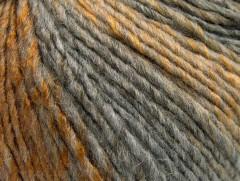 Roseto worsted - šedozlaté odstíny