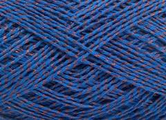 Šajn bavlna - modrá