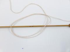 Šajn bavlna - světle béžová