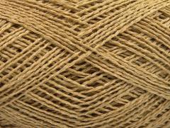 Šajn bavlna - zlatá 1