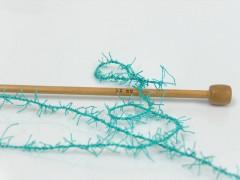 Scrubber Twist - modrozelená