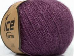 Silk - hedvábí - kaštanová 1