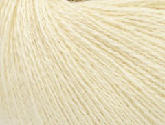 Silk - hedvábí - krémová