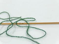 Silk - hedvábí - zelená