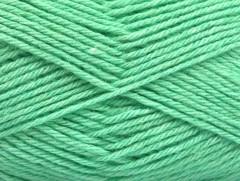 Silk merino DK - mátově zelená