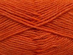 Silk merino DK - oranžová