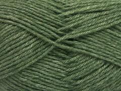 Silk merino DK - tmavě zelená