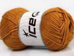 Silk merino DK - zlatá